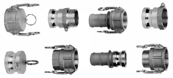 Cam and Groove Couplings (Cam Lock)